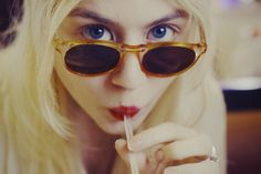 Allison Harvard. Her eyes <3