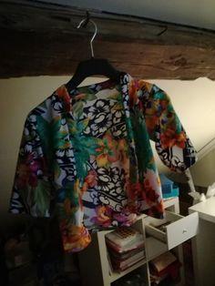 Kika kimono la maison victor maat 128