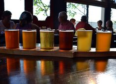 Sampler platter at the Angry Minnow Brewpub in Hayward, Wisconsin Florida Camping, Camping Near Me, Rv Camping, Hayward Wisconsin, Mini Vacation, Vacation Ideas, Best Places To Camp, Michigan Travel, Brew Pub