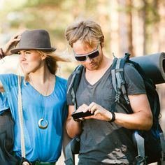 People use smartphones in any type of activities-to find a route in mountains, for example. That's why our target audience is really big and various.