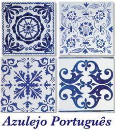 azulejo portugues - Buscar con Google