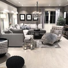 Selecting the right home decorative items can make your dream of a beautiful home come true. With endless choices available in home accessories, you need to have a plan before you set out decorating your home. Living Room Ideas 2019, Paint Colors For Living Room, Living Room Modern, Living Room Decor, Living Rooms, Decor Room, Family Rooms, Living Spaces, Bedroom Decor