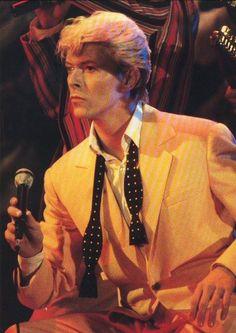 Watch That Man David Bowie