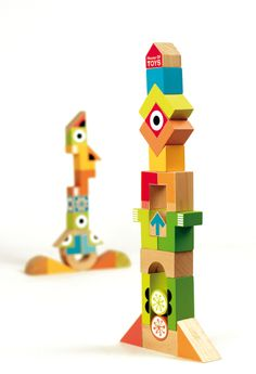 Crea blokken // House Of Toys - Crea Blocks