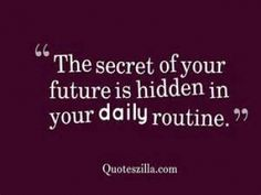 The Secret To Your Future.. For more Thought of the Day articles log onto www.sallycares.com #health #healthcare #quotes #quote #future #life #thoughts #patient #caregiver #caring #Monday #sallycares #FL #CA #OT #Occupationaltherapy #therapy #onlinebusiness #medicalcare #ALS #PSP #ALZ #Dementia #Seniorcare #elderly #routine #Sarasotafl #healthmembership