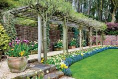 Landscape Borders, Pergola, Outdoor Structures, Pictures, Image, Porch, Landscaping, Outdoors, Google Search