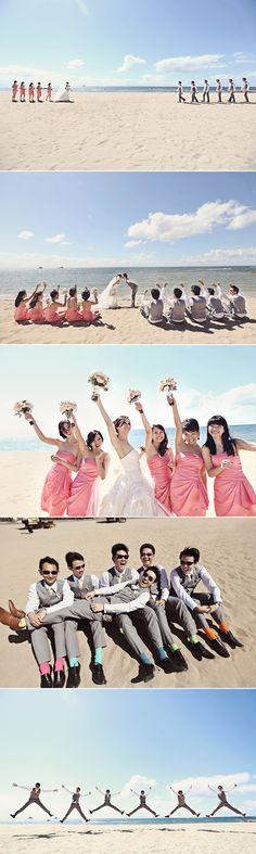 Praise Wedding » Wedding Inspiration and Planning » A Dreamy Wedding in Bali – Shau Fun & Kent  Awesome photo ideas!