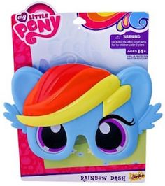 My Little Pony Rainbow Dash Sunglasses