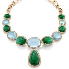 Couture Collection | Faraone Mennella - Necklace - http://faraonemennella.com/