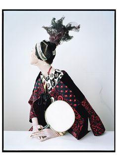 """Magical Thinking"" - Miu Miu - March 2012 - W Magazine - Styling Jacob K - Tim Walker"