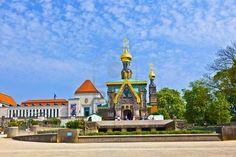 Russian orthodox church Darmstadt Germany