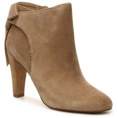Aldo Huffington Bootie | DSW ($90) ❤ liked on Polyvore featuring shoes, boots, ankle booties, aldo boots, aldo, aldo bootie, aldo booties and ankle bootie boots