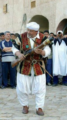 A dance from Wadi Mezab - Algeria