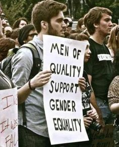 40 Quotes From Men About Women, Women& Rights & Feminism - 40 Best Quotes About Feminism, Women & Women& Rights From Men Womens Rights Feminism, Feminist Quotes, Feminist Men, Protest Signs, Intersectional Feminism, Faith In Humanity, Quotes About Humanity, Quotes About Strength, Best Quotes
