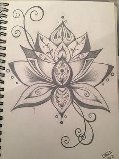 Mandala tattoo back , Mandala Tattoo Sleeve, Mandala Tattoo Sho Flower Mandala Tattoo, Dotwork Tattoo Mandala, Mandala Tattoo Sleeve, Mandala Tattoo Design, Flower Tattoo Designs, Sleeve Tattoos, Lotus Flower Tattoos, Lotus Design Tattoos, Lotus Flower Art
