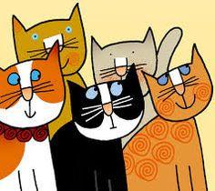 Você seria capaz de descobrir qual foi o gatinho que fez uma travessura hoje?!!! Dani Cabo