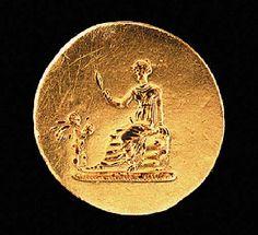 A GREEK GOLD FINGER RING                                                                                                                                                                       CIRCA 450-400 B.C.