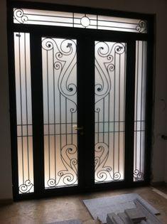 Doors, Metal, Furniture, Design, Home Decor, Decoration Home, Room Decor, Metals