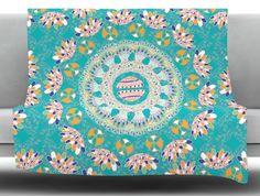 Luscious by Miranda Mol Fleece Blanket