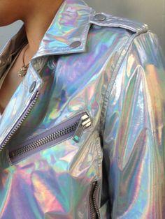 UNIF Gammaray Moto Jacket via Dollskill