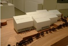 Be inspired by architectural models, discover new materials and trends on the best archive of scale models in the Web. David Chipperfield Architecture, Turner Contemporary, Arch Model, Margate Uk, How To Plan, Gallery, Architecture Models, Architects, Blog