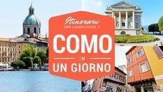Itinerario per visitare Como in 1 giorno a piedi (senza perdere nulla)