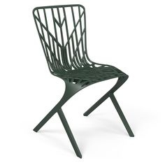 Washington Skeleton™ Aluminum Side Chair   For the Green Thumbs   Holiday Gift Guide   Knoll