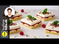 Koláčiky z domáceho lístkového cesta - Veronika Bušová - recepty kuchynalidla.sk - YouTube Lidl, Cheesecake, Sweet, Recipes, Food, Youtube, Cakes, Candy, Cake Makers