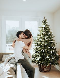 Image 16 - Intimate In-Home Anniversary – Jess + Gabriel Conte in Love + Marriage. Jess Conte, Marriage Goals, Love And Marriage, Jess And Gabe, Gabriel Conte, Husband And Wife Love, Relationship Goals Pictures, Marriage Relationship, Christmas Couple