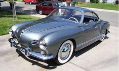 HISTORIA DEL VOLKSWAGEN KARMANN - autos clasicos - historia de los autos