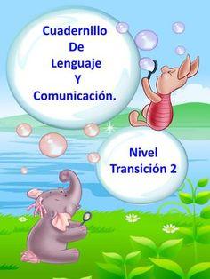 "Cover of ""Cuadernillo lenguaje"""