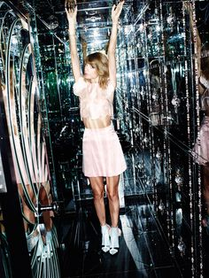 New image from Taylor's ASOS photoshoot                              …