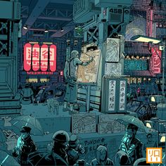 Illustration of Laurie Greasley