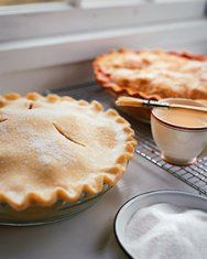 Perfect Pie Crust- Martha Stewart