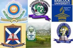 Private Universities In Nigeria And Their Current Tuition Fees  #asianfood #asiatisch #exotisch