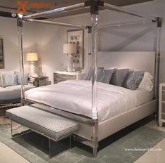 Finest home accents and decor stores Home Bar Furniture, Buy Furniture Online, Furniture Decor, Acrylic Furniture, Acrylic Chair, Mirrored Furniture, Home Decor Bedroom, Bedroom Ideas, Glam Bedroom