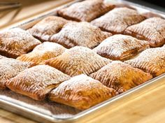 Fried Pies from Pioneer Woman -- think I would do filling from scratch and not can just cuz...