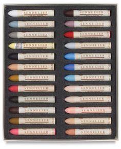 Pastels Sennelier