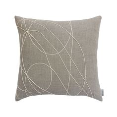 Wheat and Cream Sas Lena Cushion Cover - Bholu - on Temple & Webster today.