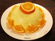Sinaasappelbavarois – Reutel.nl