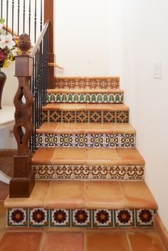 spanish colonial tile