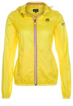Impermeable - amarillo
