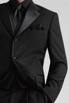 Details about Charcoal Grey Groom Suit Custom Made Wedding Suits ...