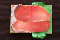 Sandwich Book by Paweł Piotrowski | Inspiration Grid | Design Inspiration