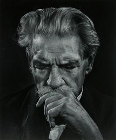 Albert Schweitzer -- by Yousuf Karsh, CC (Armenian: Յուսուֆ Քարշ; December 1908 – July an Armenian-Canadian photographer, and one of the most famous and accomplished portrait photographers of all time. Famous Photographers, Portrait Photographers, Luther, Jean Louis Barrault, Yousuf Karsh, Albert Schweitzer, Photo Star, Carl Jung, Man Ray