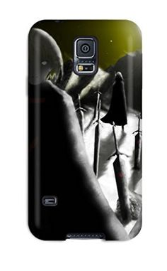 #ThompsonFord Snap On Hard Case Cover Claymore Protector For Galaxy S5