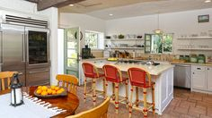 Inside Reese Witherspoon's Ojai Estate - The Kitchen