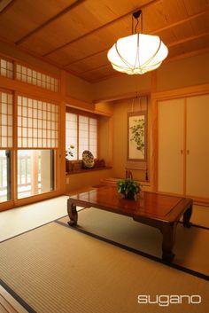 Tatami Room, Zen Design, Japanese Flowers, Japanese Interior, Japan Style, Japanese Architecture, Japanese House, Japanese Culture, Interiors