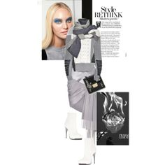 """From Runway - Prabal Gurung"" by lidia-solymosi on Polyvore"