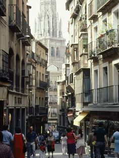 Calle del Comercio,#Toledo, Spain...the most likely birthplace of my ancestors!